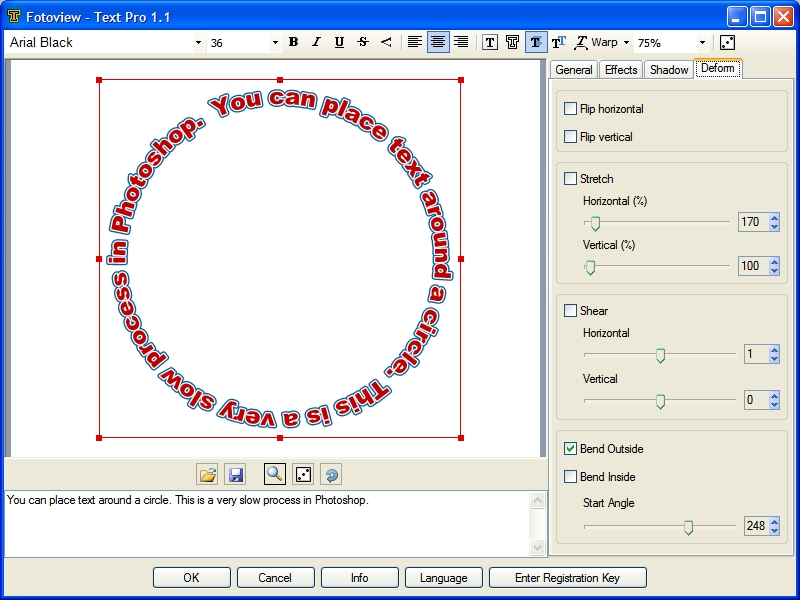 Paint Net How To Outline Text