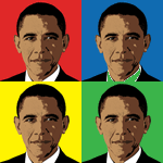 View the 'Little Boy' Pop Art Tutorial, well-known from the startup screen.